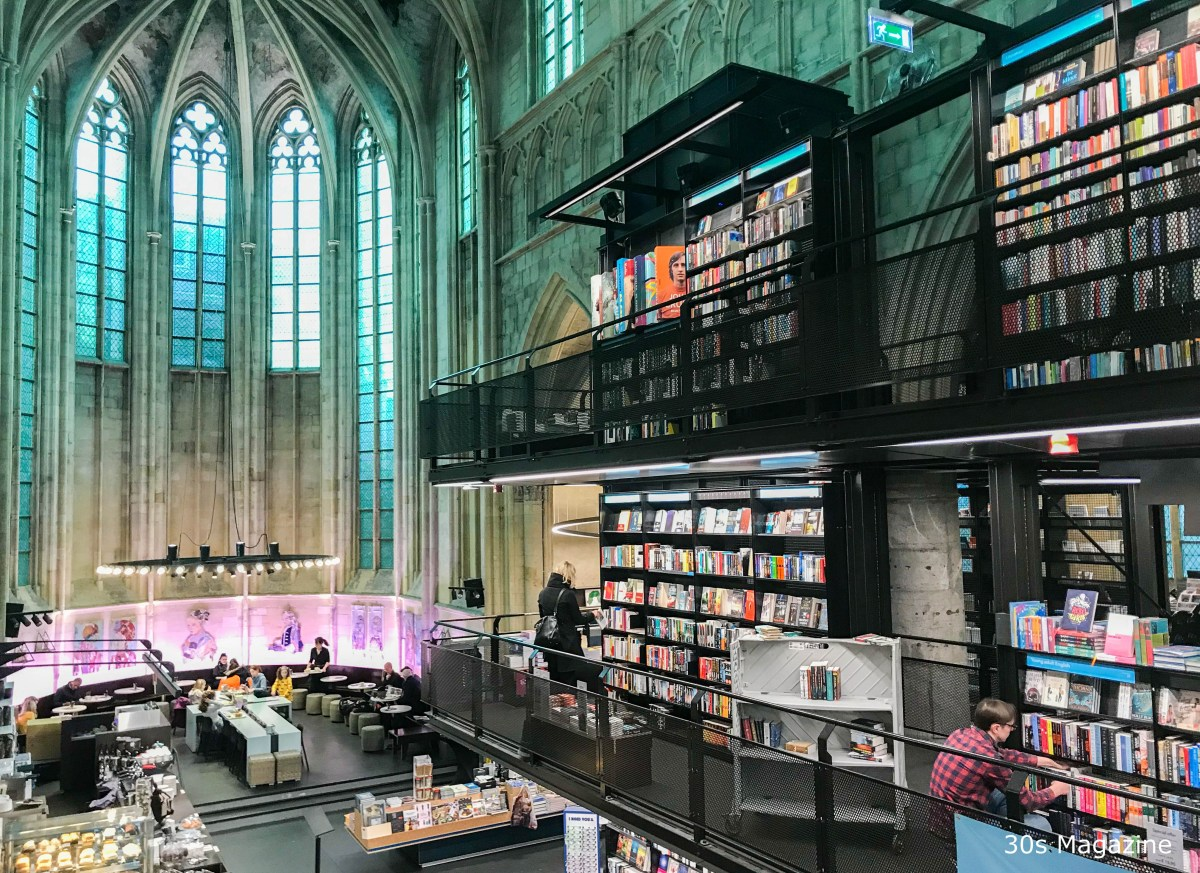 Bookstore Dominicanen in Maastricht